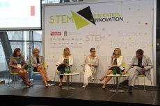 "Międzynarodowa konferencja STEM ""Education for innovation"""